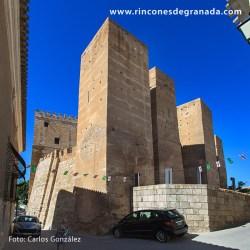 CASTILLO DE LAS SIETE TORRES En la que destaca la Torre del Homenaje