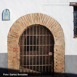 ALJIBE COLORADO Construido en el siglo XIV