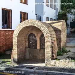 ALJIBE DEL PESO DE LA HARINA Situado en la cuesta del Chapiz
