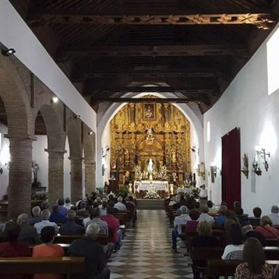 INTERIOR – IGLESIA DE NUESTRA SEÑORA DE LA ANUNCIACIÓN – Foto: Ayuntamiento de Cogollos De Guadix