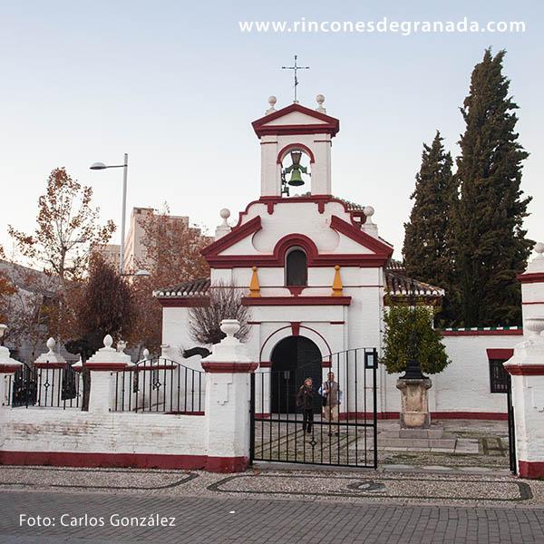 PARROQUIA DE SAN ISIDRO - GRANADA
