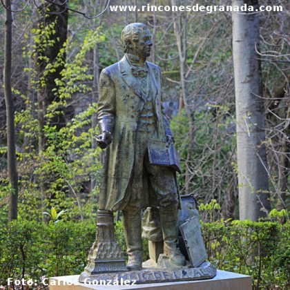 Monumento a Washington Irving