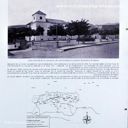 PLAZA DE LOS MÁRTIRES DE LA ALPUJARRA