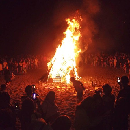 Fiestas y Hogueras de San Juan @ Baza, Motril