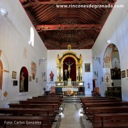 Iglesia de Santa María de la Anunciación - Cortes y Graena