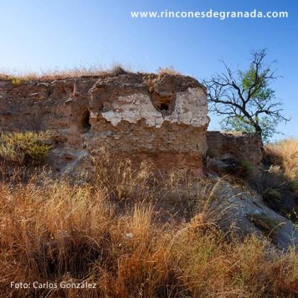 CASTILLO DE DÚRCAL - PEÑÓN DE LOS MOROS