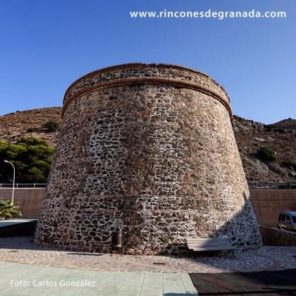 Frontal - Fortín de Castillo de Baños - Hornabeque Castillo de Baños 001