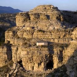 Yacimiento arqueológico deCastellón Alto