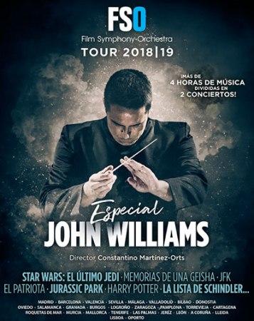 FSO Tour 2019 -  Especial John Williams @ PALACIO DE CONGRESOS Y EXPOSICIONES DE GRANADA
