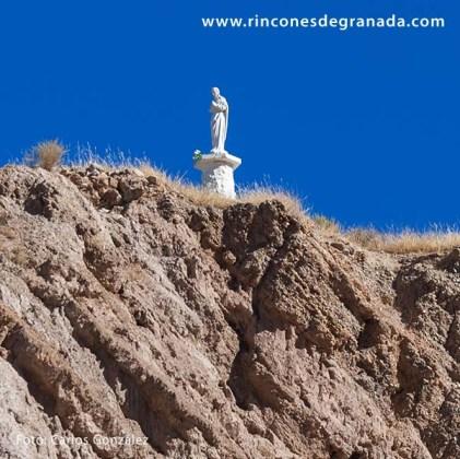CASTILLO DE GORAFE - SAGRADO CORAZÓN DE JESÚS