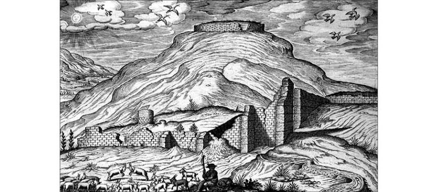 Cerro de los Infantes - Francisco Heylan 1593