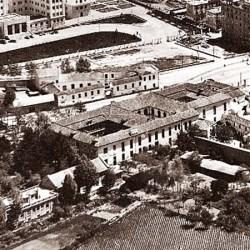 HOSPITAL DE SAN LÁZARO FRENTE AL RUIZ DE ALDA