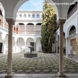 MUSEO ARQUEOLÓGICO Y ETNOLÓGICO DE GRANADA - PATIO