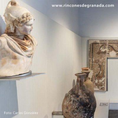 MUSEO ARQUEOLÓGICO Y ETNOLÓGICO DE GRANADA - SALA 3