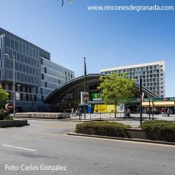 ANTIGUA ESTACIÓN DE AUTOBUSES DE GRANADA
