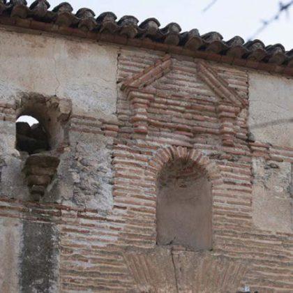DETALLE DE LA TORRE- MOLINO DE BENIZALTE