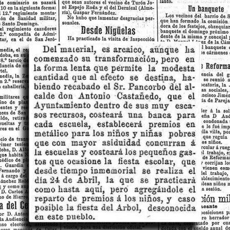 El defensor de Granada 1910