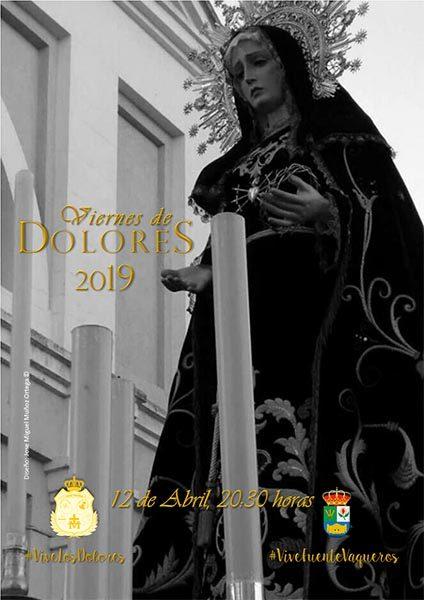 Virgen de los Dolores - Fuente Vaqueros