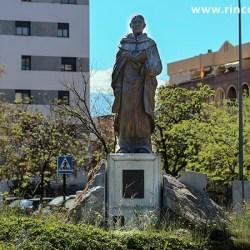 ESCULTURA A FRANCISCO PALAU Y QUER