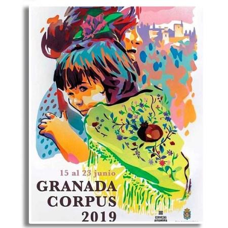 FIESTAS DEL CORPUS @ Granada
