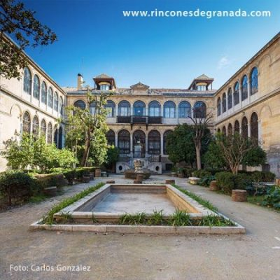 PALACIO DE LAS COLUMNAS - Palacio del Conde de Luque