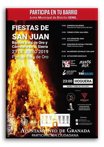 FIESTAS DE SAN JUAN - BOLA DE ORO