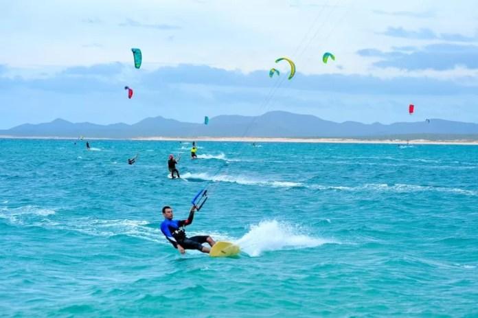 La Ventana, de los mejores destinos para kitesurfing