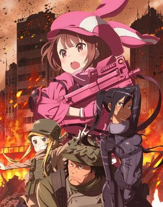 Sword Art Online: Alternative Gun Gale Online