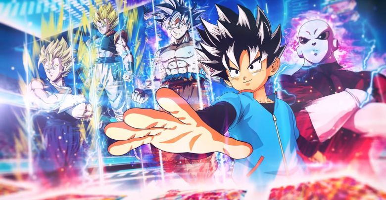 Super Dragon Ball Heroes: World Mission Switch