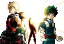 Boku no Hero Academia the Movie 2: Heroes: Rising.