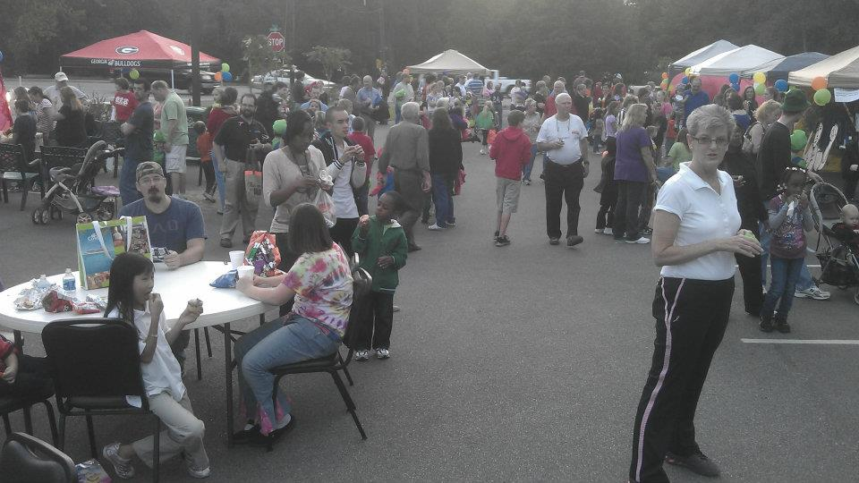 Country carnival at FBC Rincon