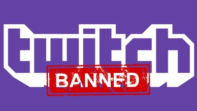twitch copyright ban