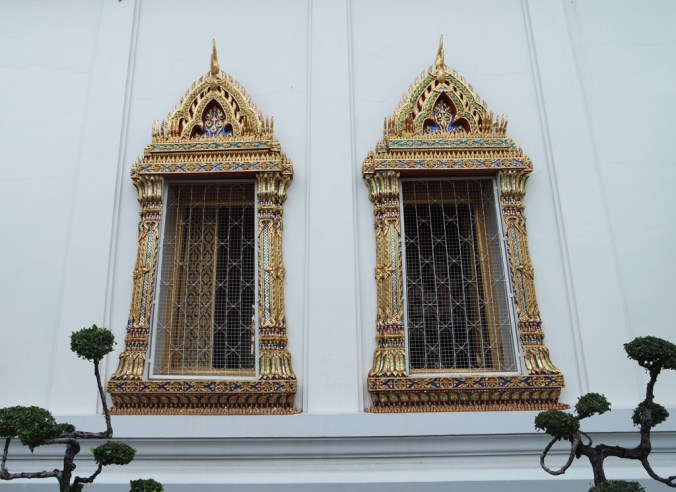 Windows @Wat Pho, Bangkok
