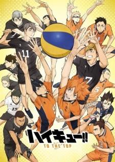 Haikyuu!! 4: To the Top 2nd Season
