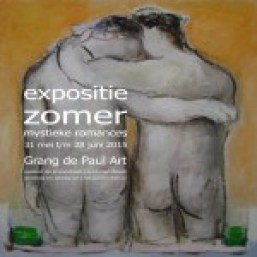 Grang De Paul art presenteert