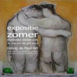 Grang De Paul art presenteert