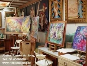 Kunst maken houdt je hersenen scherp