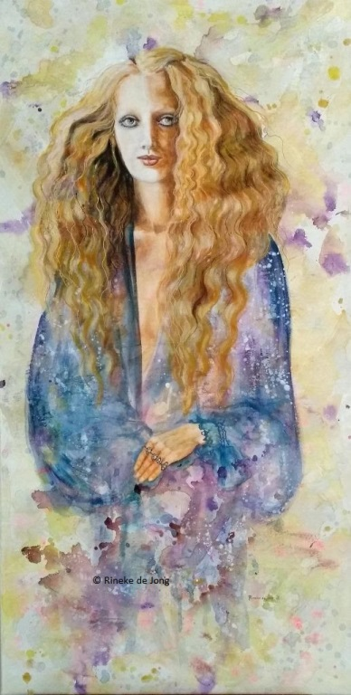 Portret Mathilde