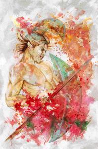 Ares  mythologie