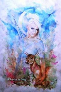 wpartemis2rdj Mythologie - De wereld van de goden.