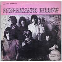 Jefferson airplane by Surrealistic Pillow, LP with disclo