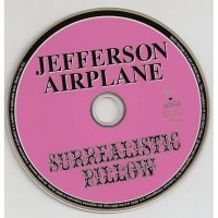 Surrealistic pillow by Jefferson Airplane, CD with kroun2 ...