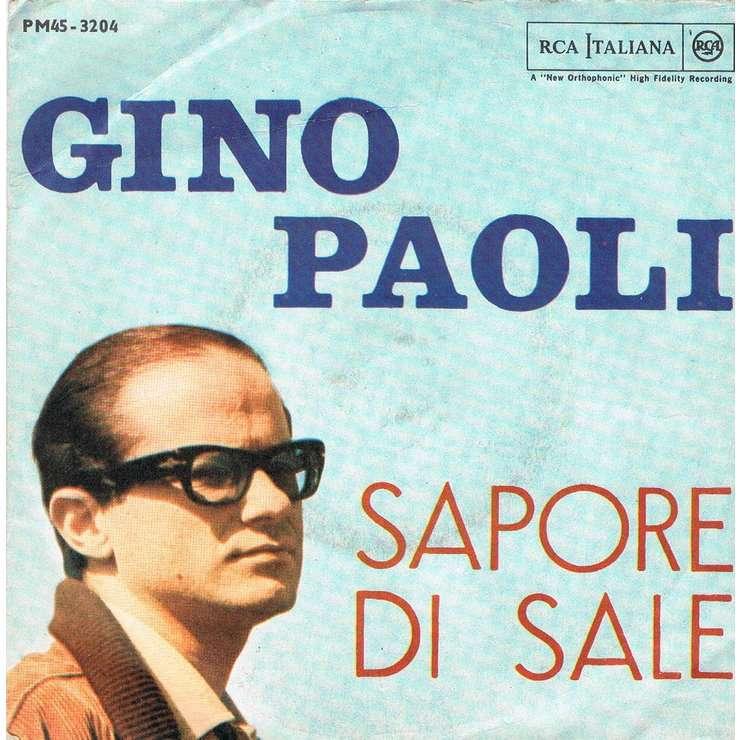 Sapore di sale by Gino Paoli SP with lerayonvert  Ref