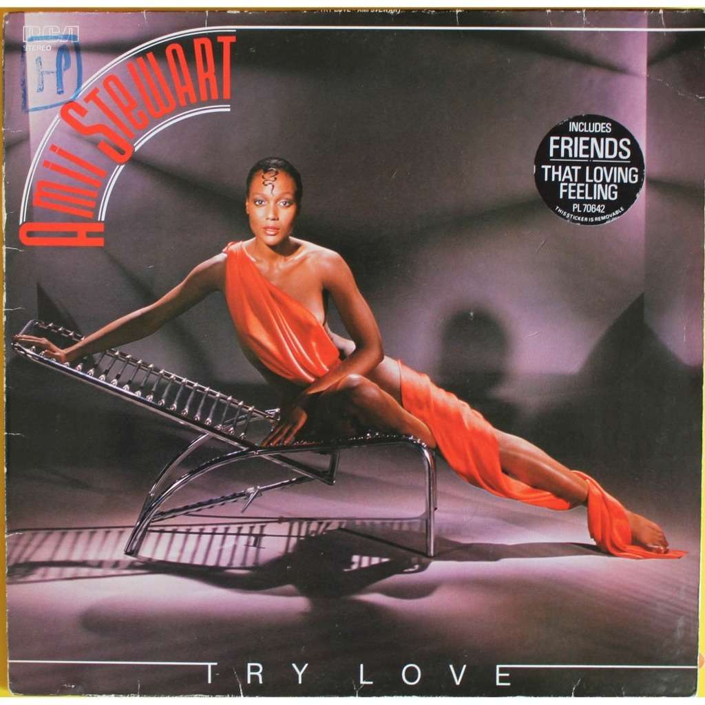 Try love by Amii Stewart LP with nyphus  Ref115281675