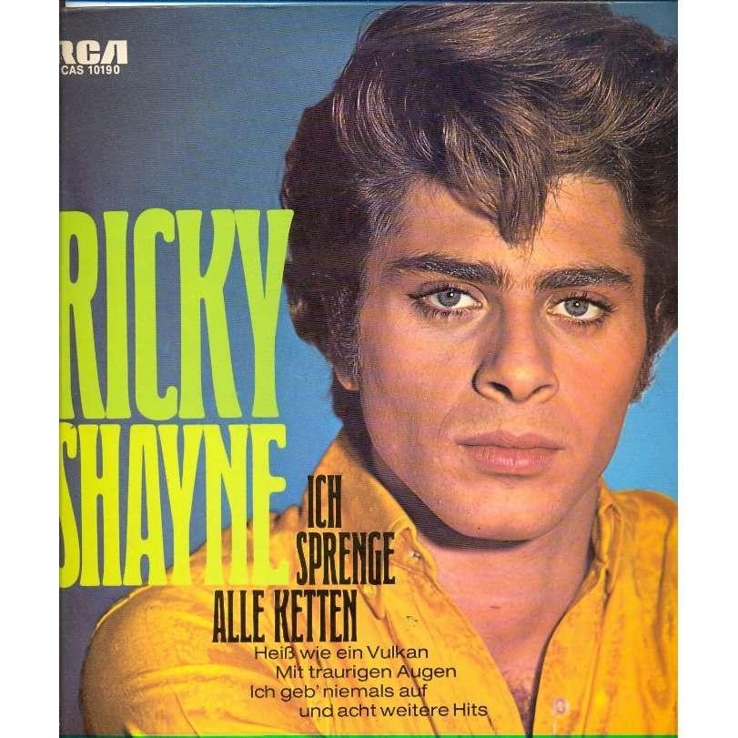 Ich Sprenge Alle Ketten By Ricky Shayne, Lp With Prenaud