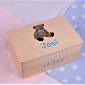 Baby Keepsake Boxes and First Tooth Boxes