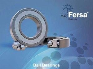Fersa Ball Bearings