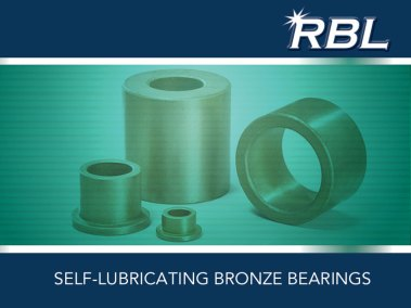 RBL Bronze Bearings