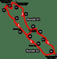 """Rinnlstein-Rundweg """"Historische Zeiten"""""""