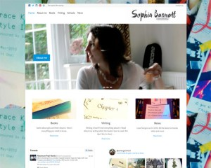 Sophia Bennett official site